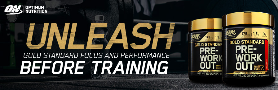 Optimum Nutrition ON Gold Standard Pre Workout