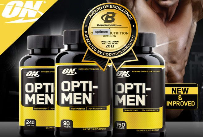 Optimum Nutrition ON Opti Men