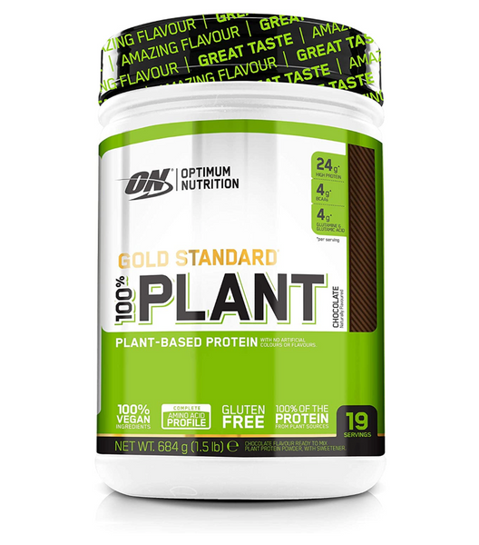 Optimum Nutrition ON 100% Gold Standard Plant Based Protein (proteine vegetale) 680g