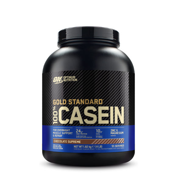 Optimum Nutrition ON Casein Supreme (proteine cazeina) 1.8kg