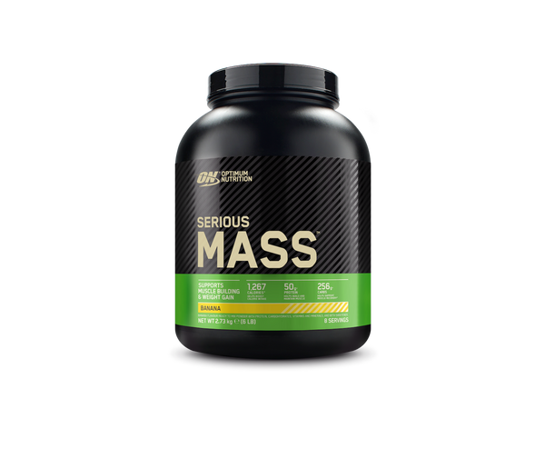 Optimum Nutrition ON Serious Mass gainer 2.73kg
