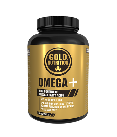 Gold Nutrition Omega + 90cps