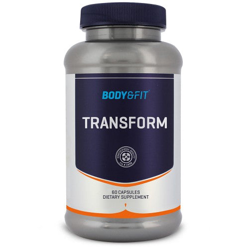 L Carnitina Body & Fit L Tartrat Transform