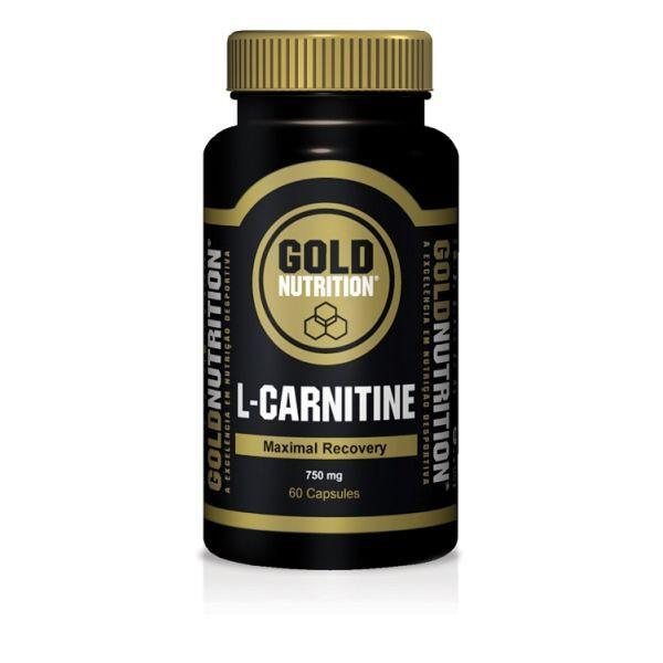 L Carnitina capsule Gold Nutrition | WShop.ro by WorldClass