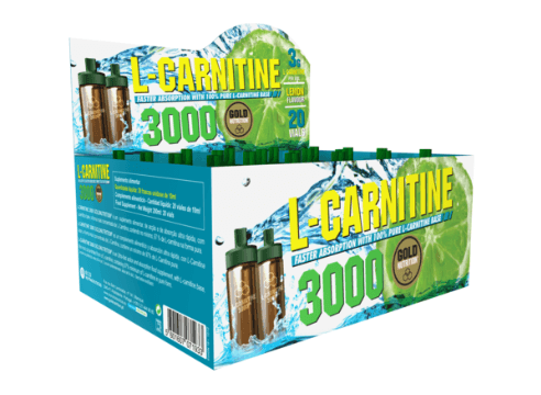 Gold Nutrition L Carnitine