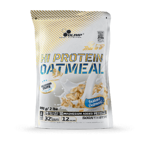 Olimp Sport Nutrition | Hi Protein Oatmeal | 900g