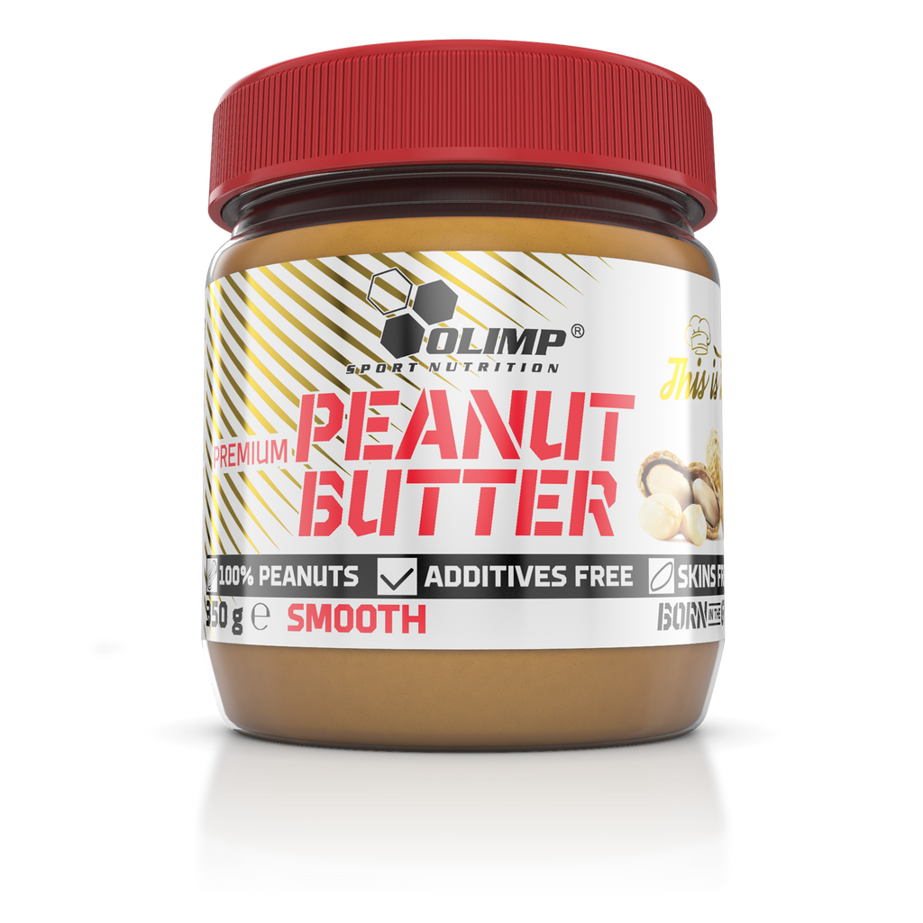 Olimp Sport Nutrition | Peanut Butter Smooth | 350g