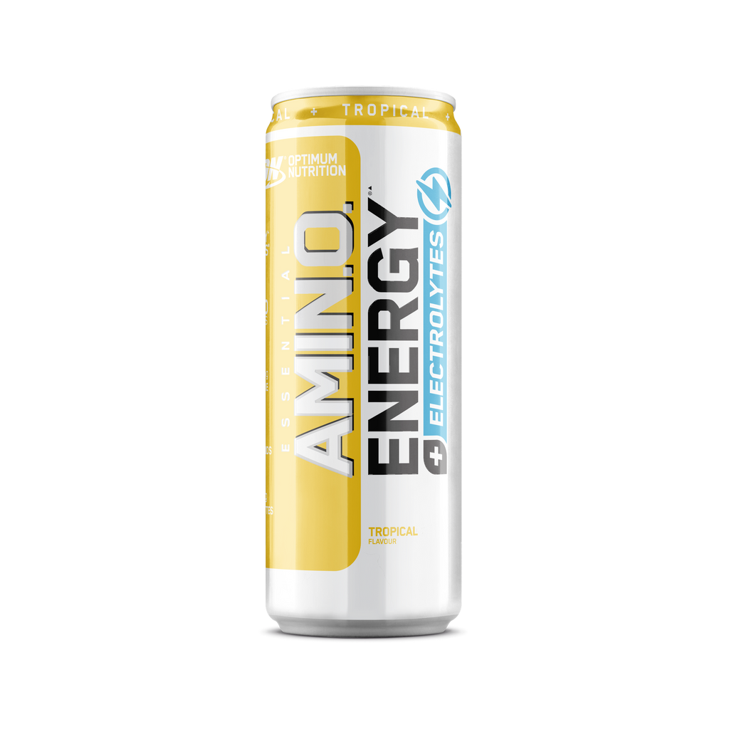 Amino Energy Optimum Nutrition drink Tropical
