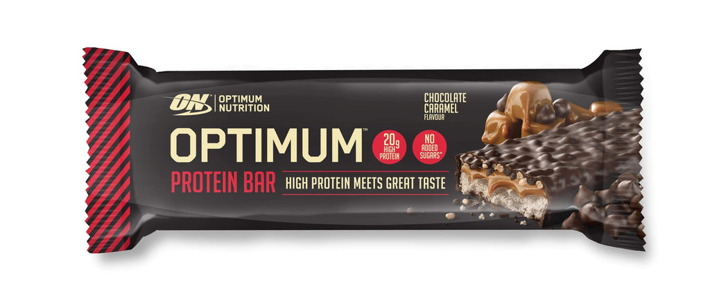 batoane proteice optimum nutrition romania optimum bar chocolate caramel ciocolata caramel