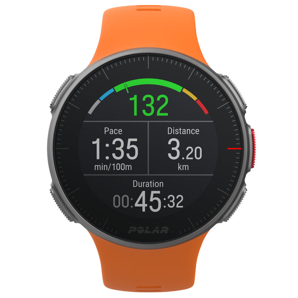 ceas polar vantage orange