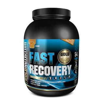 GoldNutrition Fast Recovery, 1kg, aroma - fructul pasiunii
