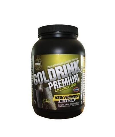 Gold Nutrition Gold drink Isotonic Premium + BCAA | WShop.ro