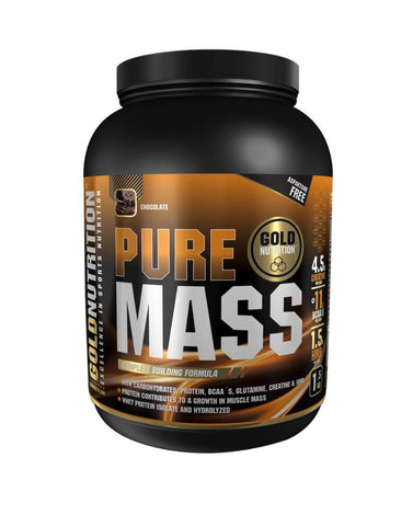 Pure Mass Gold Nutrition gainer | www.wshop.ro suplimente nutritive