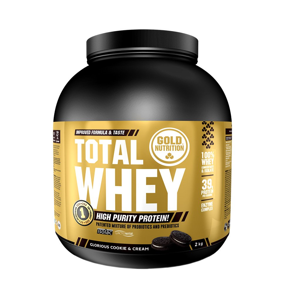 gold nutrition romania total whey proteine din zer