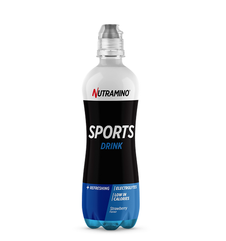 Isotonic Nutramino (Strawberry) 500ml | 18buc/bax