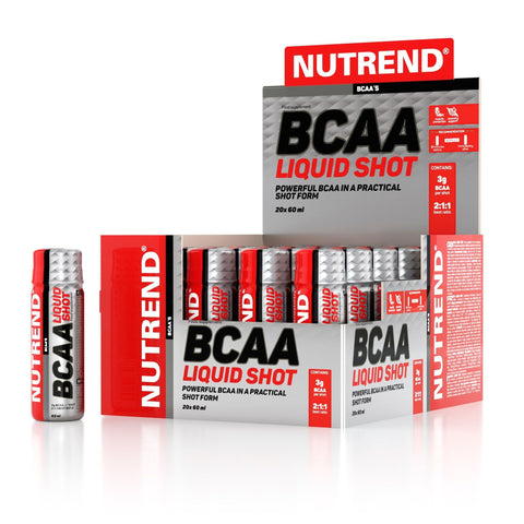Nutrend BCAA Liquid Shot | WSHOP.RO suplimente culturism by WorldClass