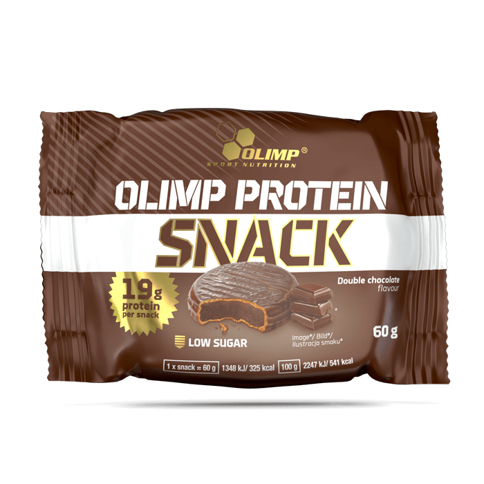 Olimp Sport Nutrition | Protein Snack double chocolate |  12x 60 g