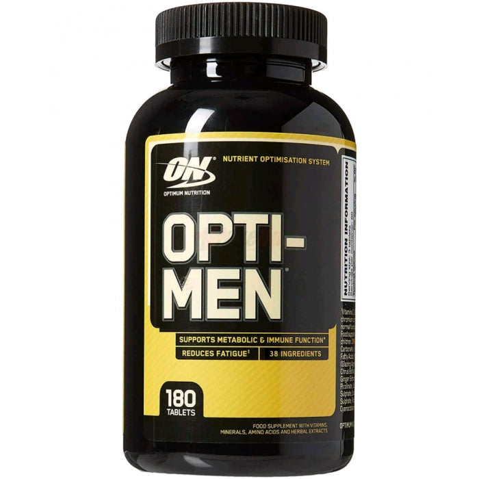 Optimum Nutrition ON Opti Men | 180 capsule