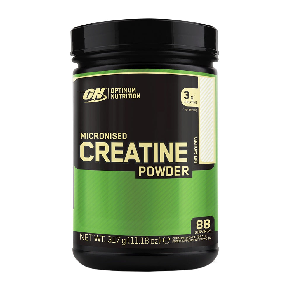 Optimum Nutrition ON Creatine Powder (creatina micronizata monohidrata)