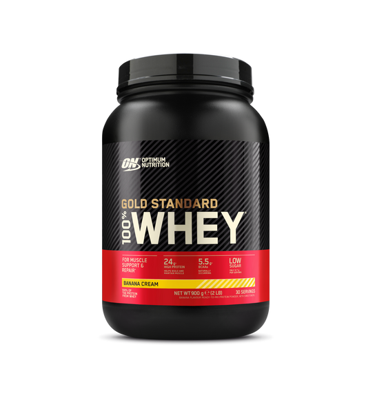 Optimum Nutrition ON 100% Whey Gold Standard protein (proteine zer) 908g