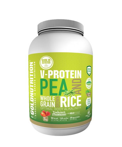 proteine vegetale gold nutrition romania v protein