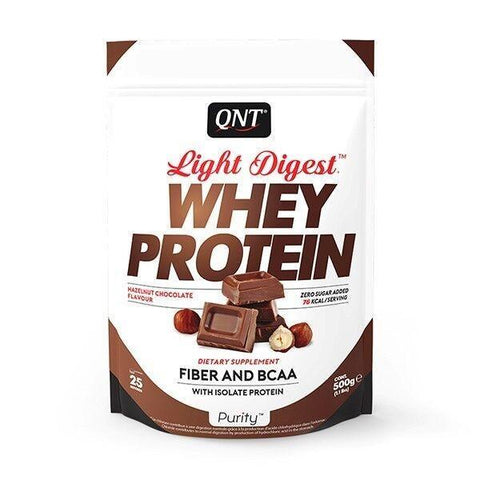 QNT Light digest whey protein | WSHOP.RO suplimente culturism