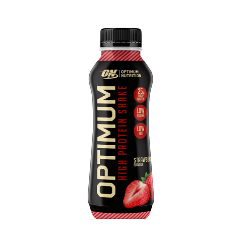 shake proteic optimum nutrition Romania ON capsuni