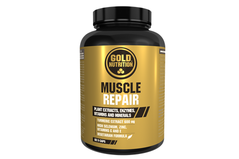 Gold Nutrition Muscle repair 60 capsule