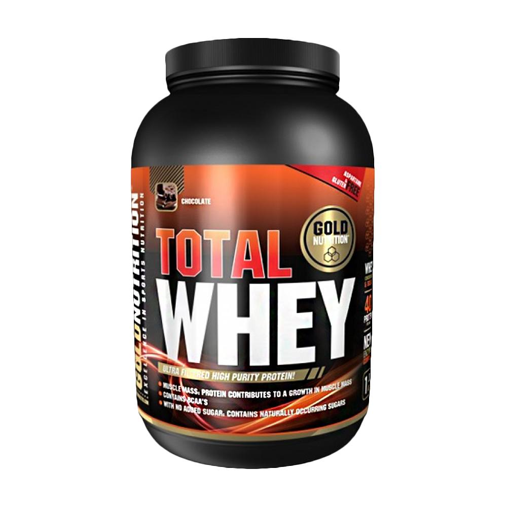 whey protein Gold Nutrition Protein Total whey proteine zer | WShop.ro WorldClass