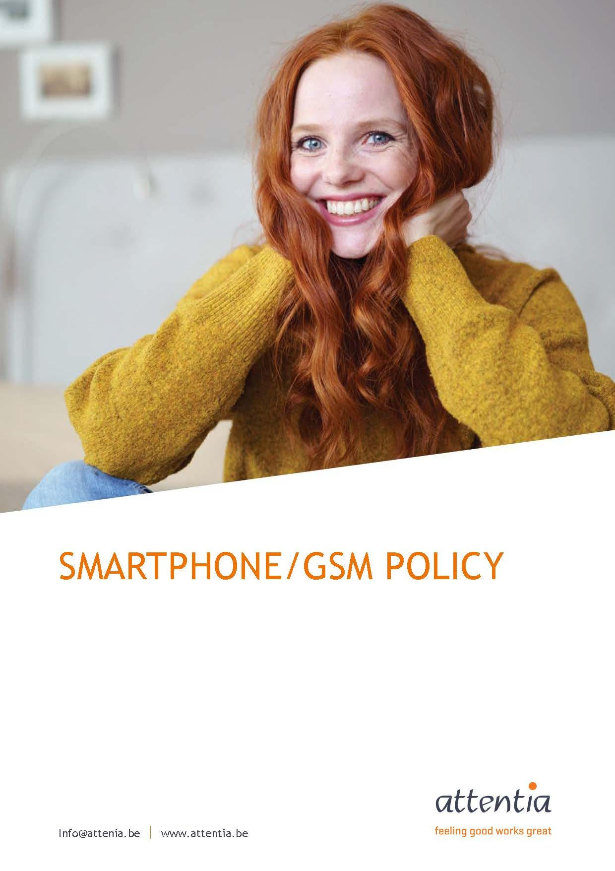 Smartphone/gsm policy