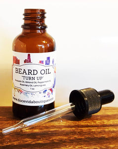 Natural Beard Oil For Men