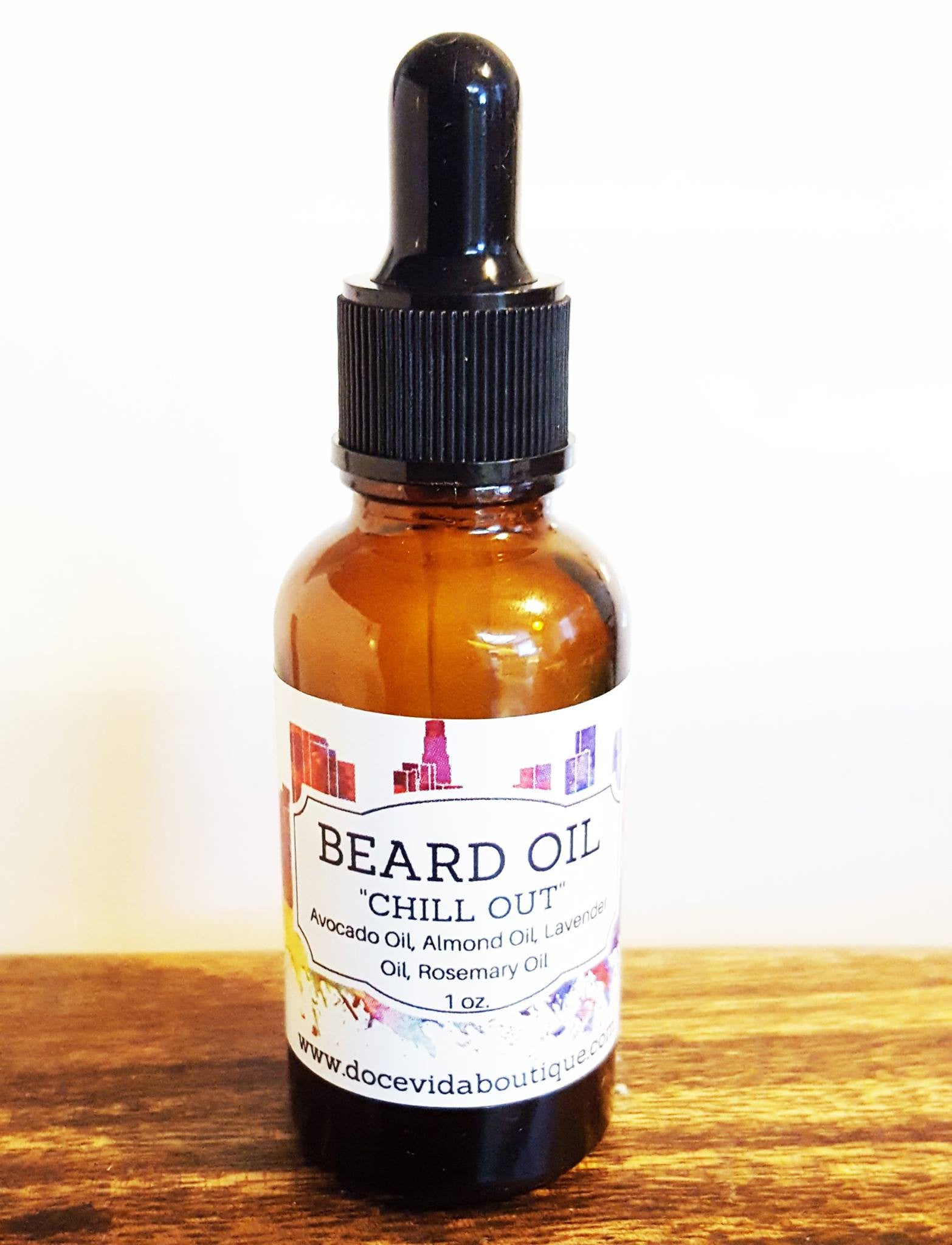 Scented Beard Oil For Men