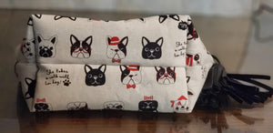 Puptastic French Bulldog Zipper Pouch
