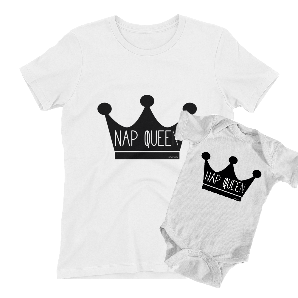 Nap Queen Mommy & Baby Set