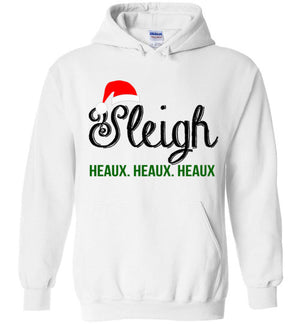Sleigh Heaux. Christmas Sweater for the Sassy