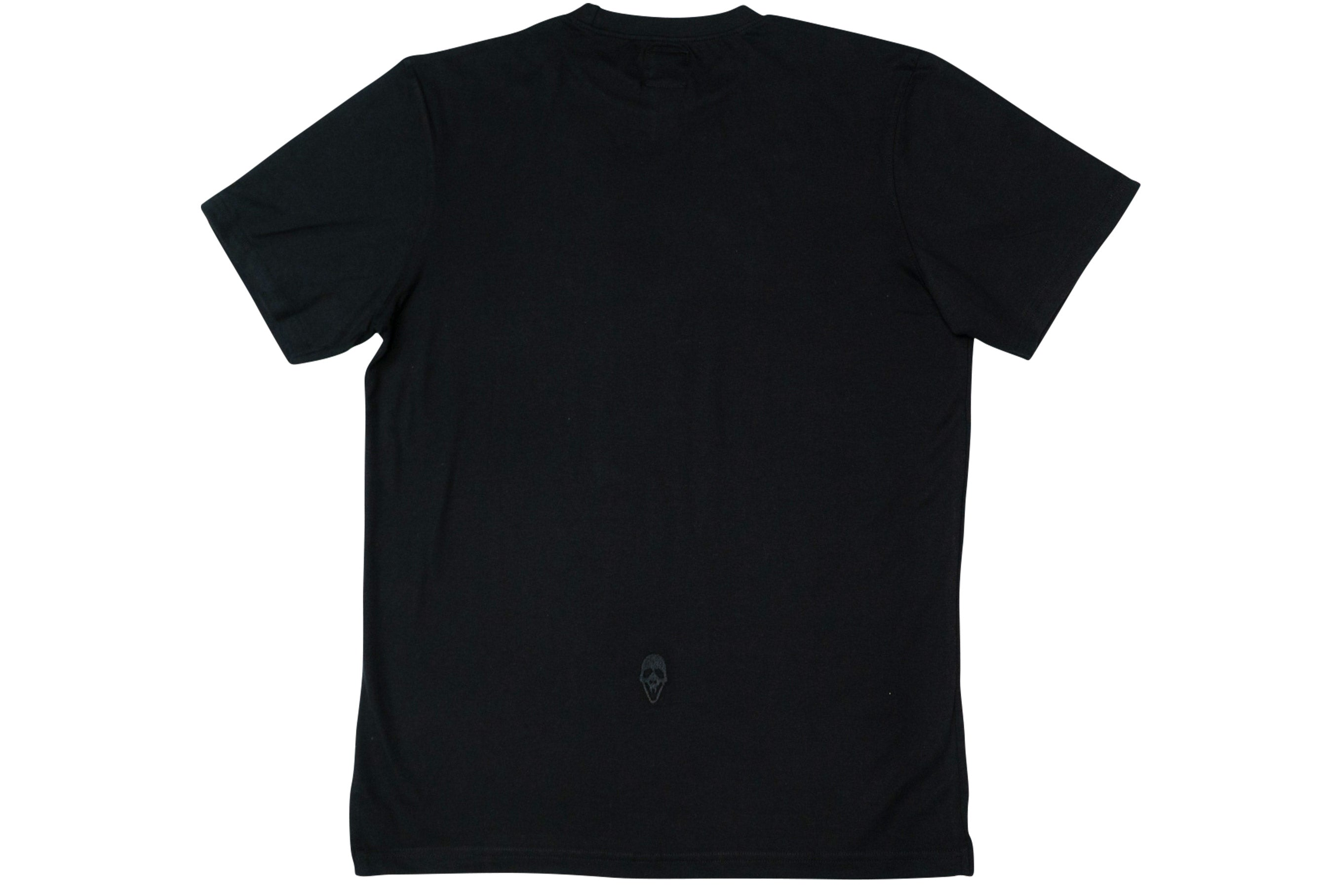 MAX INCIDENT TEE // BLACK