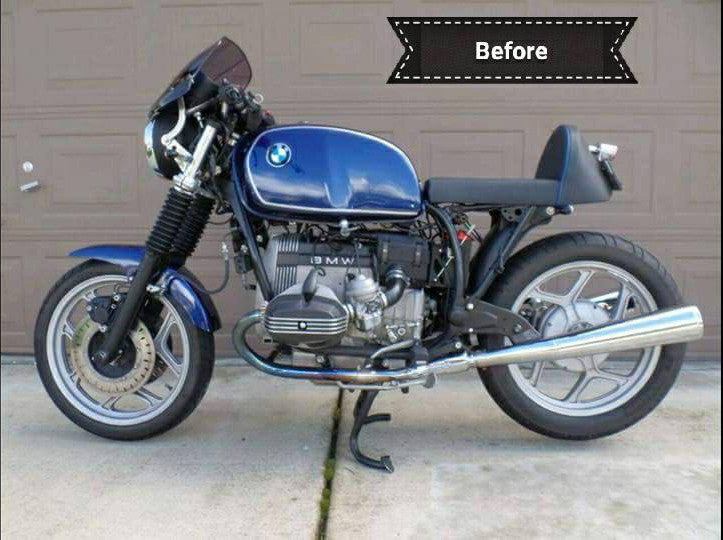 project 88- 1988 bmw r100 – boss moto, Wiring diagram