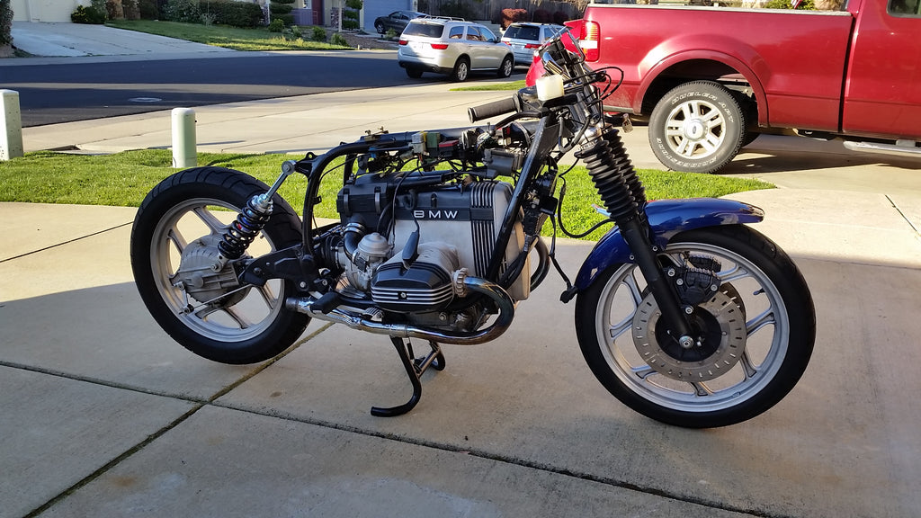 Magnificent Project 88 1988 Bmw R100 Boss Moto Clothing Llc Wiring Database Mangnorabwedabyuccorg