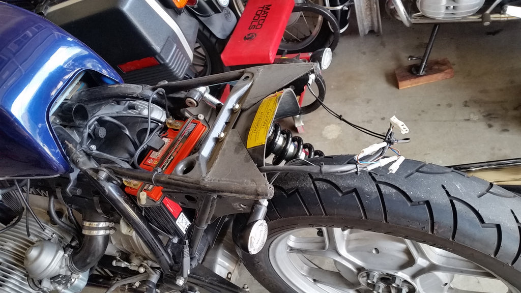 Incredible Project 88 1988 Bmw R100 Boss Moto Clothing Llc Wiring Cloud Staixuggs Outletorg