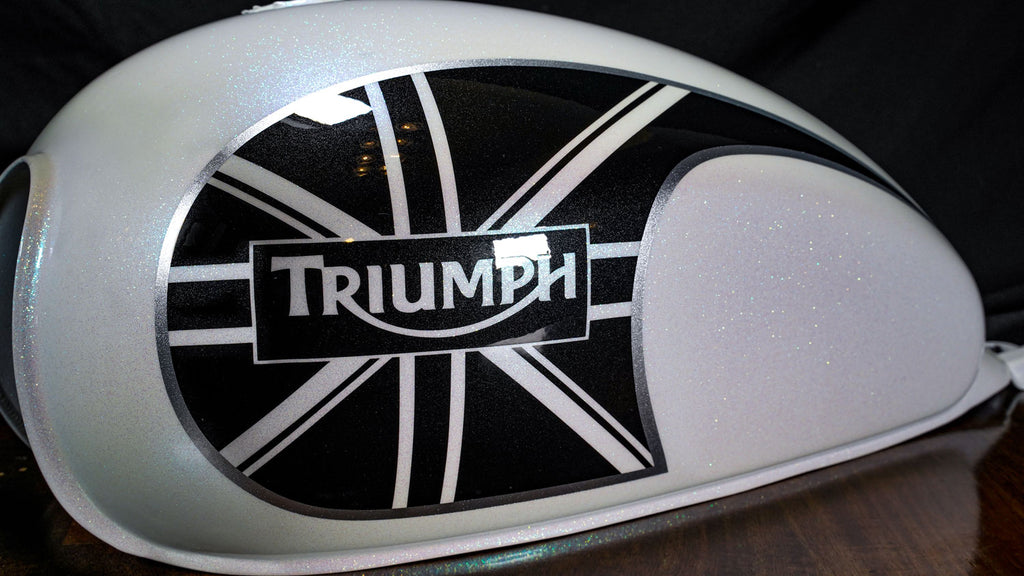 Triumph Custom Paint