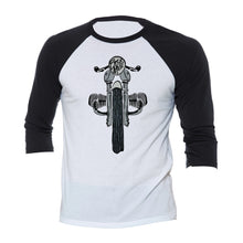 BMW Boxer 3.0 Motorcycle 3/4 Baseball Tee Shirt