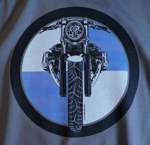 BMW R nine T Pure Logo Motorcycle Tee shirt