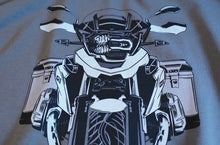 BMW GS Color Motorcycle Tee Shirt
