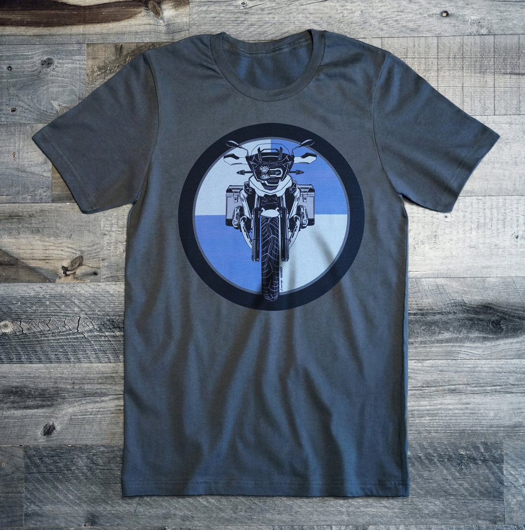 BMW R100 Boxer Motorcycle Cafe Racer Tee Shirt