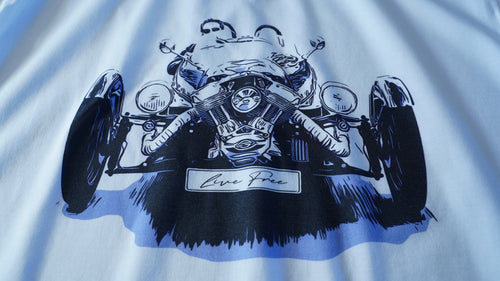 Morgan 3 Wheeler Tee Shirt