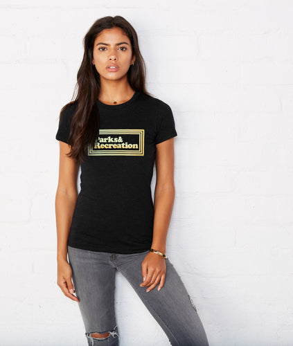 Parks & Recreation Graphic Tee Shirt