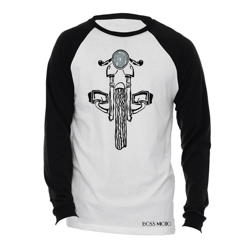 BMW R100 Motorcycle Long Sleeve Shirt