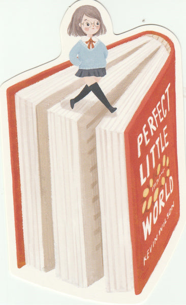 Bookmark Girl Series 10 - Perfect Little World