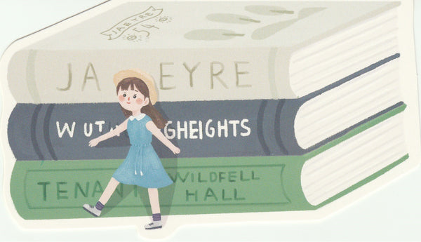 Bookmark Girl Series 26 - Jane Eyre