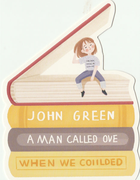 Bookmark Girl Series 03 - John Green